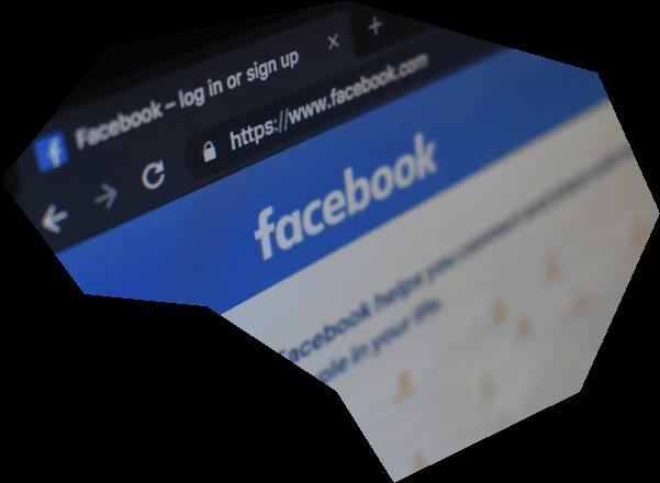 Social media - Brain image
