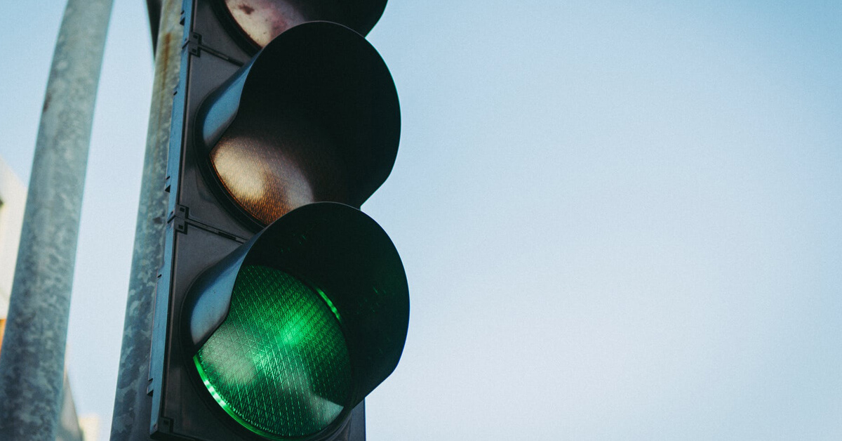 Click-through-rate traffic light