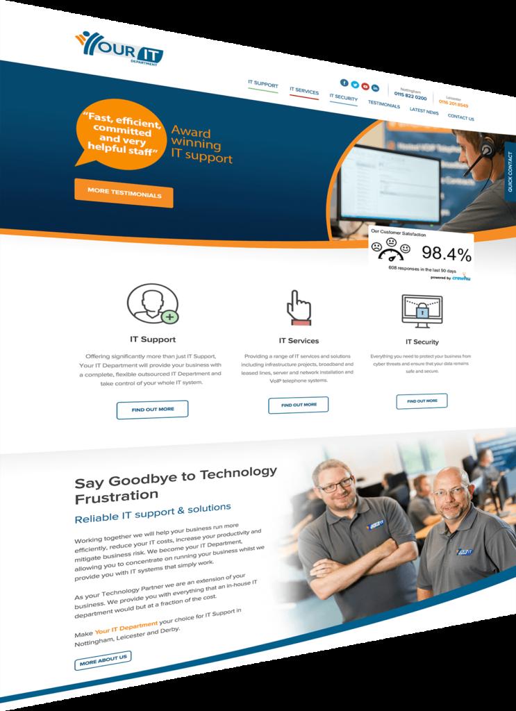 Your-IT website